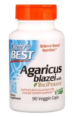 เห็ดกระดุมบราซิล, Best Agaricus Blazei