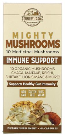เห็ดเป็นยา Mighty Mushrooms