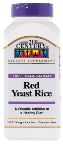 ข้าวยีสต์แดง, Red Yeast Rice