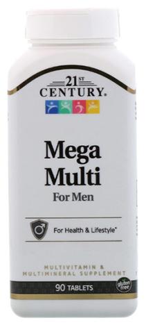 วิตามินรวมสำหรับผู้ชาย, Multi-Vitamin For Men