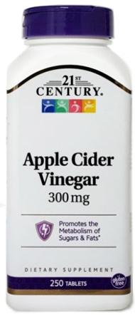 แอปเปิ้ลไซเดอร์วีนีการ์, Apple Cider Vinegar