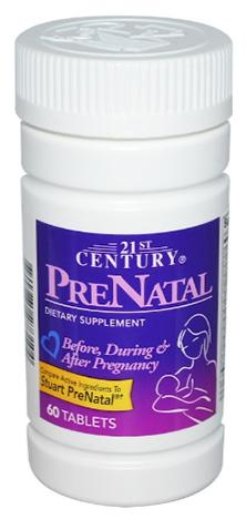 วิตามินขณะตั้งครรภ์, PreNatal