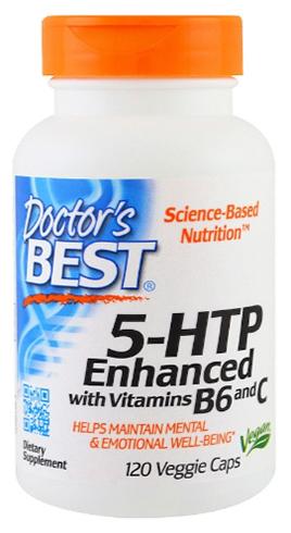 สารสกัดเมล็ดกริฟโฟเนีย, 5-HTP Enhanced
