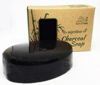 สบู่ชาร์โคล, Charcoal Soap