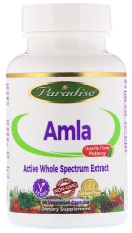 มะขามป้อมสกัด, Amla extract