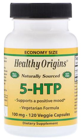 5-HTP, สารสกัดเมล็ดกริฟโฟเนีย 120 Caps