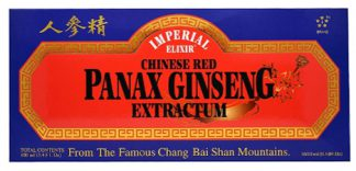 โสมแดงสกัด Chinese Red Panax Ginseng Extract