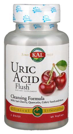 ยูริก, Uric Acid Flush