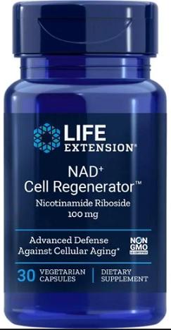 วิตามินบี3, NAD+ | Nicotinamide Riboside