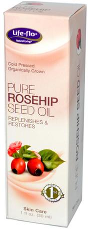 น้ำมันเมล็ดโรสฮิป, Rosehip Seed Oil