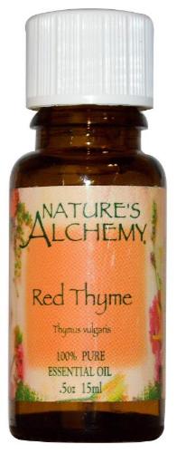 น้ำมันไทม์แดง, Red Thyme Oil
