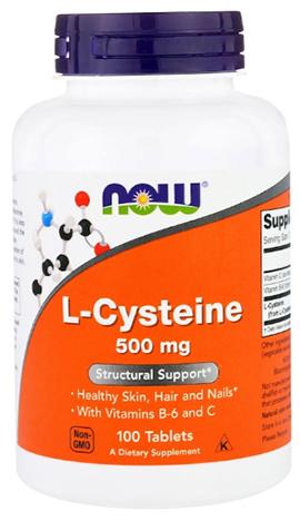 แอล-ซีสเทอีน (L-Cysteine)