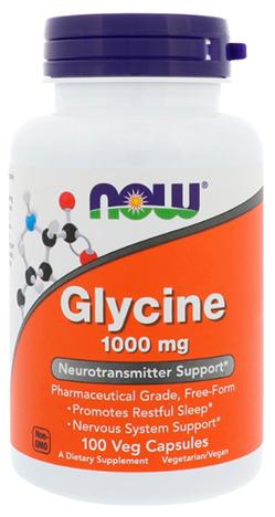 ไกลซีน, Glycine