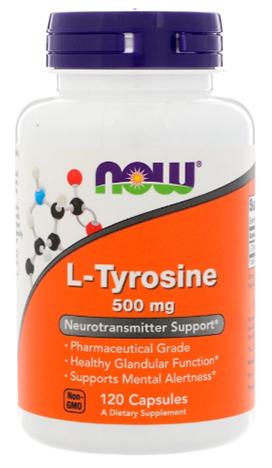 ไทโรซีน (L-Tyrosine)