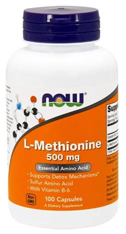 แอล-เมไธโอนีน L-Methionine
