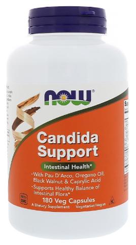 แคนดิดา, Candida Support
