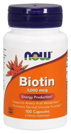 ไบโอติน, Biotin 1000mcg