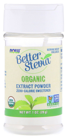 หญ้าหวาน, Stevia Powder