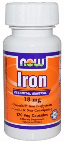 ธาตุเหล็ก, Iron