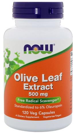 ใบมะกอกสกัด, Olive Leaf Extract