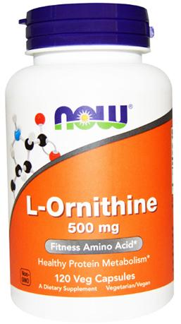 แอล-ออร์นิธีน (L-Ornithine)