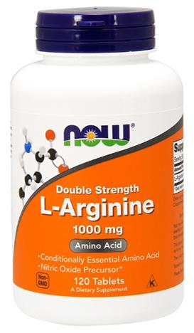 แอล-อาร์จินีน, Now Foods L-Arginine