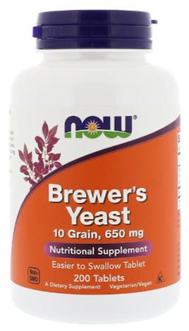 บริเวอร์ยีสต์, Brewer's Yeast
