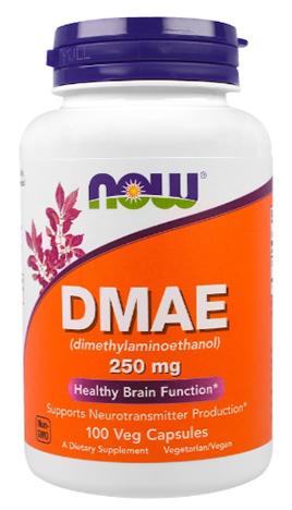 DMAE, Dimethylaminoethanol