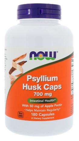 ไซเลียม ฮัสค์, Psyllium Husk Caps
