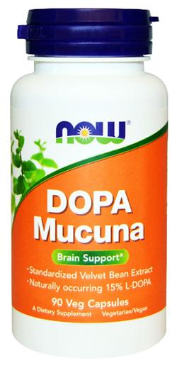 สารสกัดเมล็ดหมามุ่ย, Dopa Mucuna