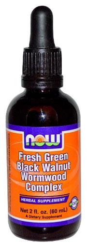 วอลนัตดำ, Fresh Green Black Walnut