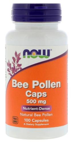 เกสรผึ้ง, Bee Pollen 100Caps