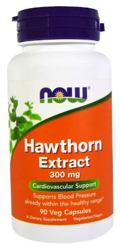 ฮอร์ธอร์น, Hawthorn Extract
