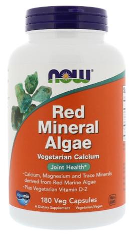 แคลเซียมอะควอมิน, Red Mineral Algae