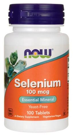 ซีลีเนียม, Selenium 100Tab