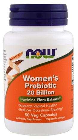 โพรไบโอติกส์สำหรับผู้หญิง, Woman's Probiotic