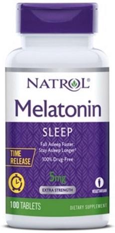เมลาโทนิน, Melatonin 5mgTR