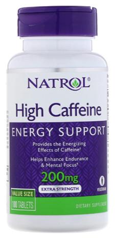 คาเฟอีน, High Caffeine