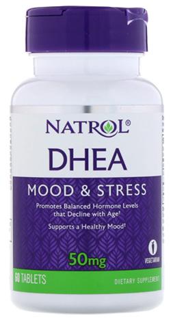 ฮอร์โมนทดแทน, DHEA 50mg