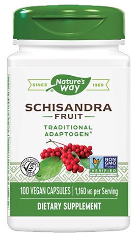 ชิแซนดร้า, Schizandra Fruit