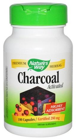 ชาร์โคล, Charcoal Activated