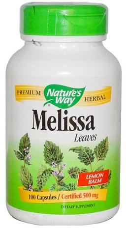 เลมอนบาล์ม, Melissa Leaves