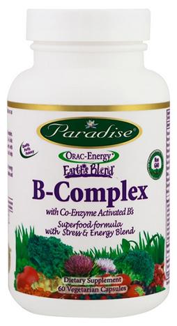 วิตามินบีรวม, B-Complex with Co-Enzyme