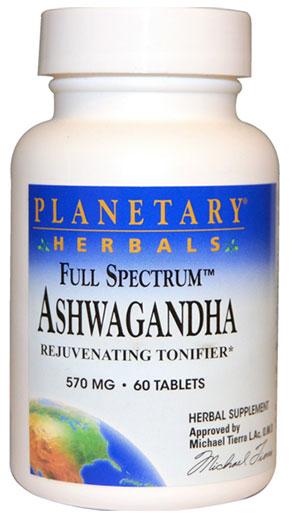 โสมอินเดีย, Ashwagandha