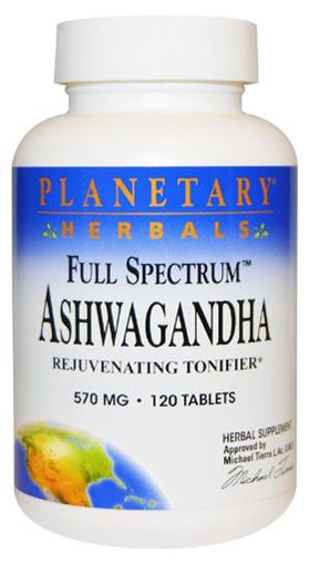 โสมอินเดีย, Ashwagandha 120Tab