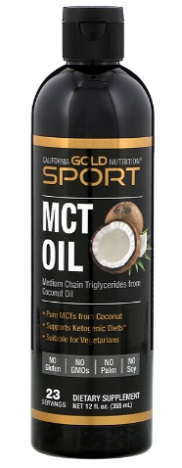 น้ำมันมะพร้าว MCT Oil
