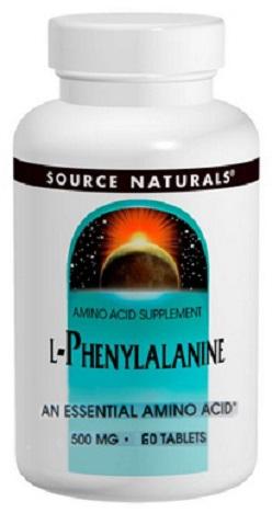 แอล-ฟีนิลอะลานีน, L-Phenylalanine