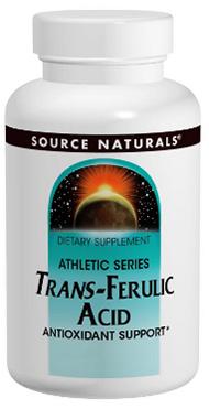 กรดเฟอรูลิก, Trans-Ferulic Acid