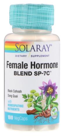 ฮอร์โมนผู้หญิง, Female Hormone Blend SP-7C