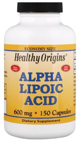 อัลฟาไลโปอิก, Alpha Lipoic Acid